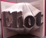 livre plie Eliot yvette