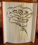 livre decoup rose lulu